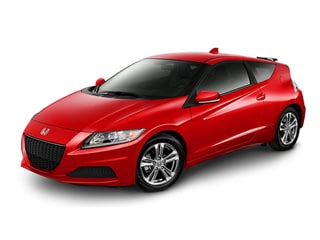 2013 Honda CR-Z Coupe