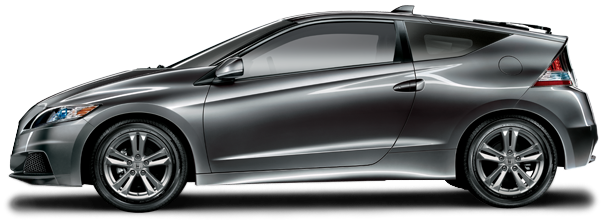 2013 Honda CR-Z Coupe Base (M6)