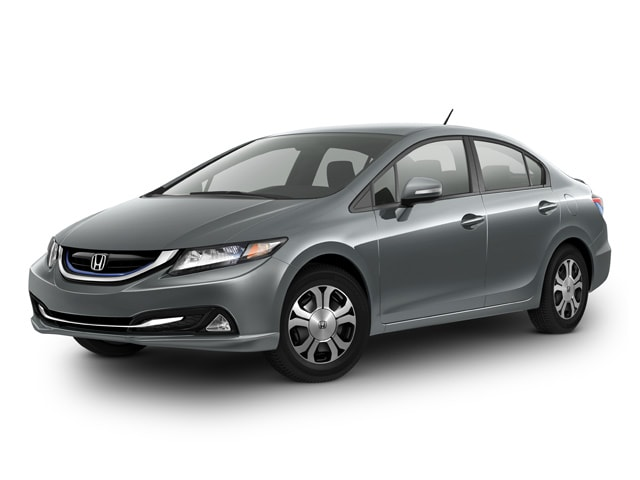 2013 Honda Civic Hybrid Sedan