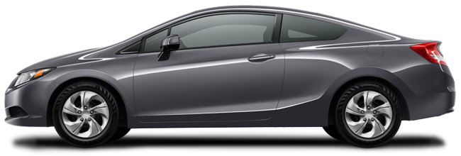 2013 Honda Civic Coupe LX (M5)