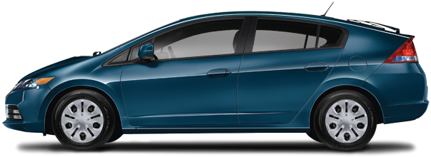 2013 Honda Insight Hatchback Base (CVT)
