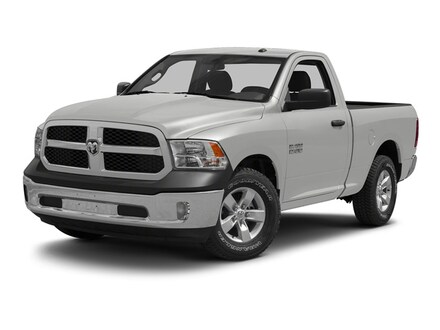 2013 Ram 1500 Tradesman/Express Truck Regular Cab
