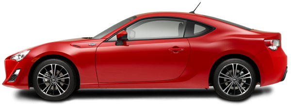 2013 Scion FR-S Coupe Base (M6)