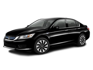 2014 Honda Accord Hybrid Sedan