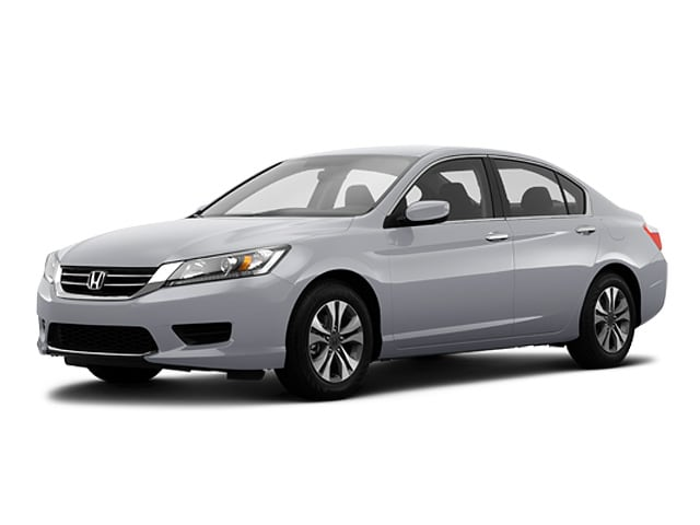 Used 2014 Honda Accord Sedan LX I4 CVT LX Oxnard, CA