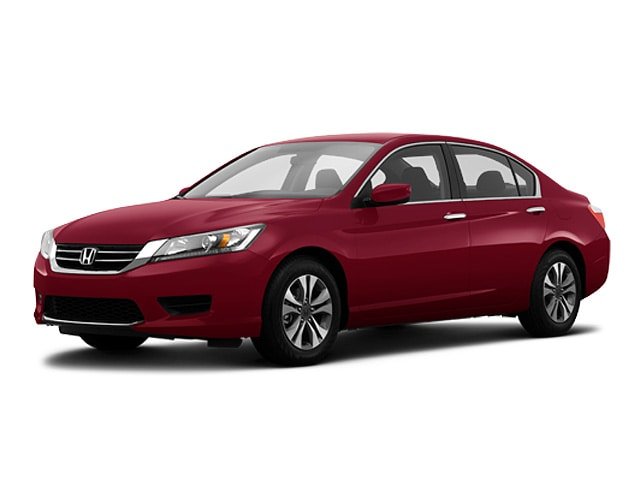 Certified Pre-Owned 2014 Honda Accord 2.4 LX Sedan for sale in the Boston MA area