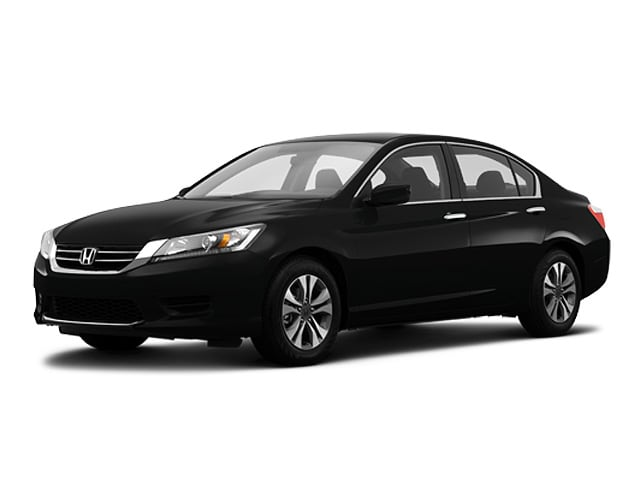 Used 2014 Honda Accord LX 4dr I4 CVT Sedan in Houston