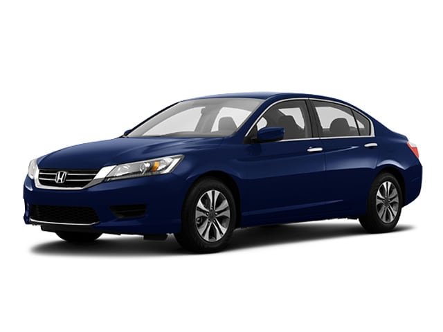 2014 Honda Accord 4dr I4 CVT LX Car