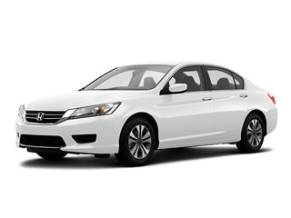 2014 Honda Accord Sedan LX Sedan