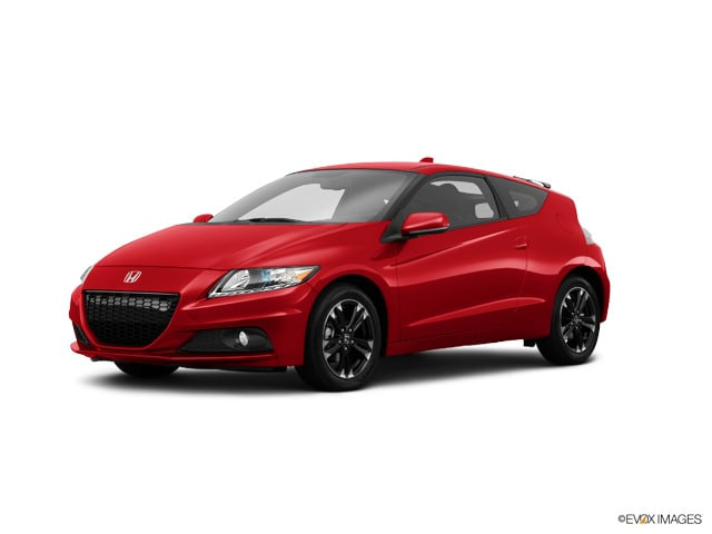 2014 Honda CR-Z Coupe
