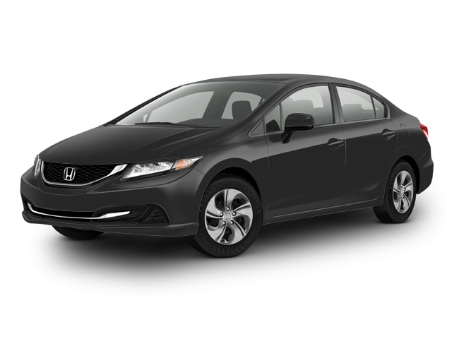Certified Used 2014 Honda Civic LX Sedan in Los Angeles