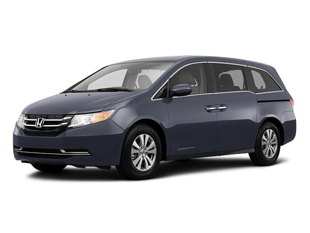 Certified Pre-Owned 2014 Honda Odyssey 3.5 EX-L V6 w/Navigation Van for sale in the Boston MA area