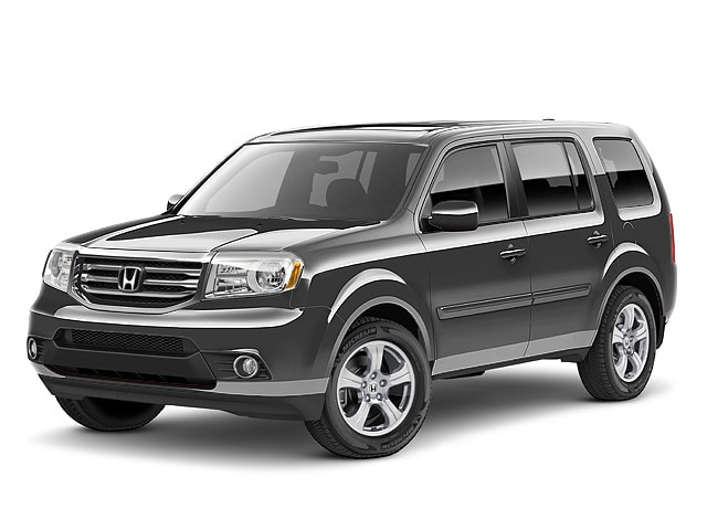 Used 2014 Honda Pilot EXL LTH MR TOW Sport Utility Minneapolis