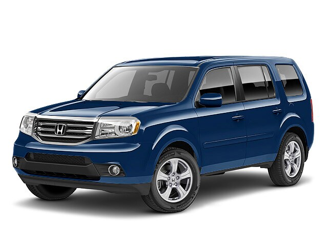 Used 2014 Honda Pilot 4WD  EX SUV in Smithtown