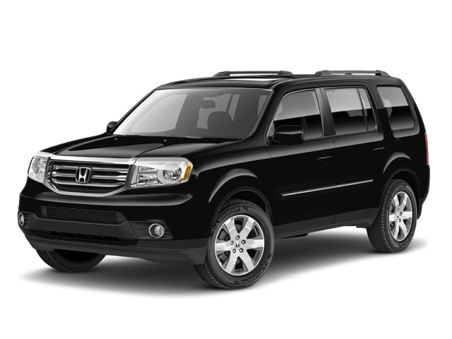 2014 honda pilot touring for sale cargurus for Black honda pilot