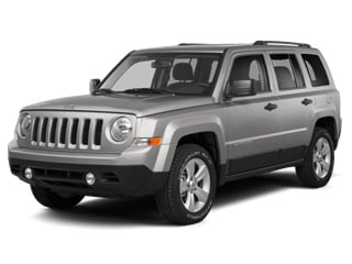 Jeep Patriot Inventory Lowell, MA