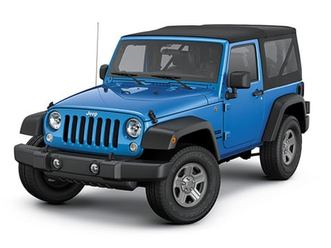New Jeep Showroom in Portsmouth, NH - Serving Manchester, Lowell