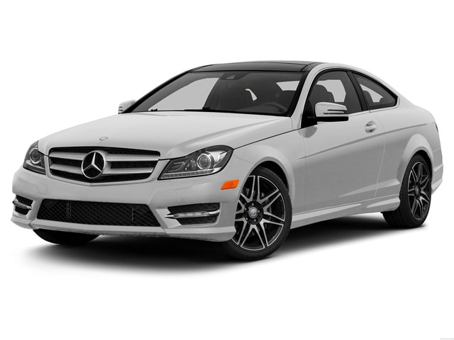 2014 mercedes benz c class coupe portland for Mercedes benz c class colours