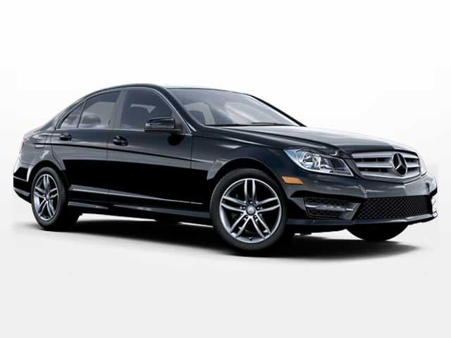 Mercedes C250 Black Mercedes C250 2014 Black