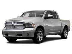 Used 2014 Ram 1500 Laramie Truck Crew Cab 3543A for sale in Cooperstown, ND at V-W Motors, Inc.