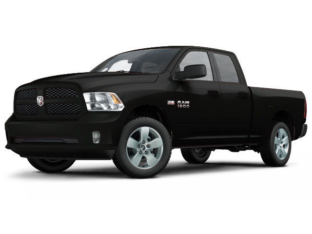 dodge trucks 2014 black. 2014 ram 1500 tradesman quad cab 4wd truck dodge trucks black a
