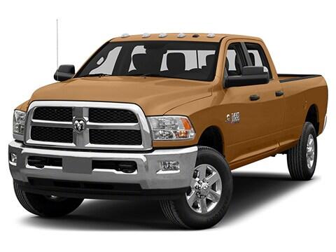 2014 Dodge Ram Truck Colors
