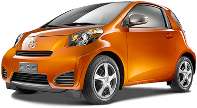 2013 Scion iQ Hatchback