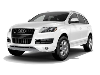 Used 2015 Audi Q7 3.0T Premium SUV WA1LGAFE2FD006217 for sale in Boise at Audi Boise