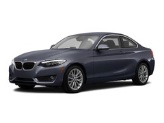 Used 2015 BMW 228i 2dr Cpe 228i Xdrive AWD Car Philadelphia