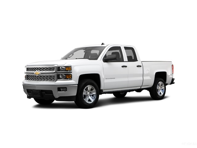Certified Pre-Owned 2015 Chevrolet Silverado 1500 LT Truck Double Cab for sale in the Boston MA area