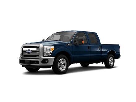 2015 Ford F-250 XL Crew Cab