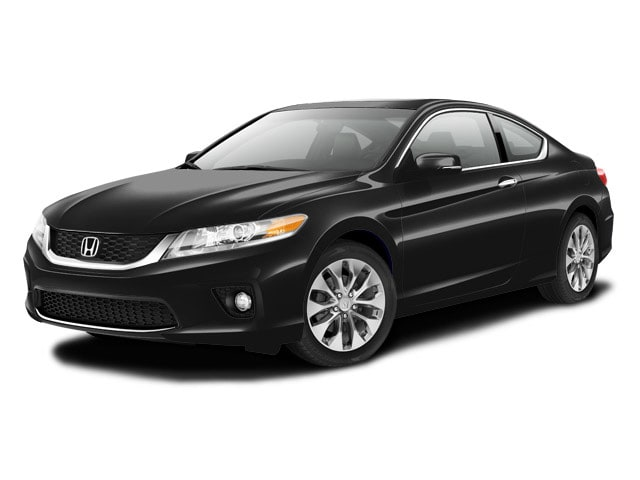 2015 Honda Accord EX-L Coupe