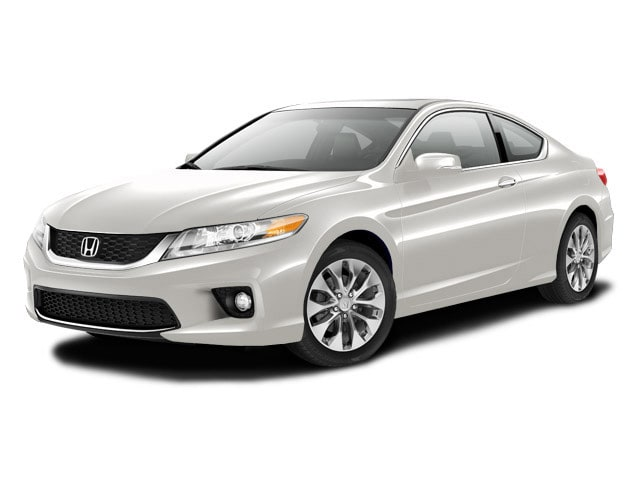 New 2015 Honda Accord EX-L Coupe for sale in the Boston MA area