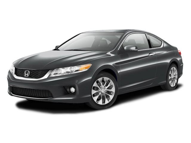 2015 Honda Accord EX-L w/Navigation Coupe