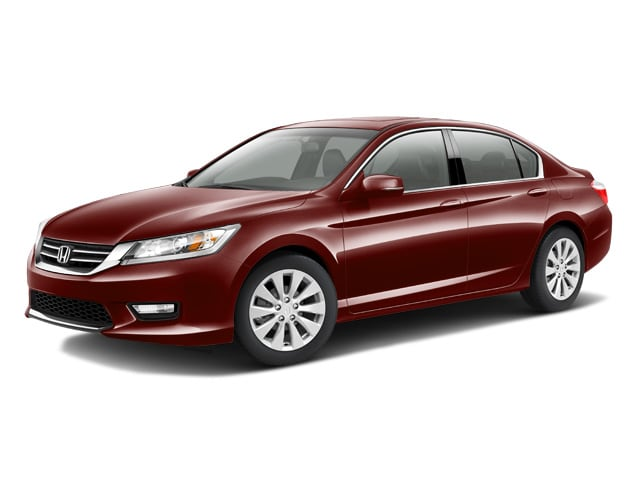 2015 Honda Accord EX-L Sedan