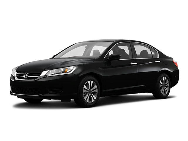 2015 Honda Accord I4 CVT LX Sedan