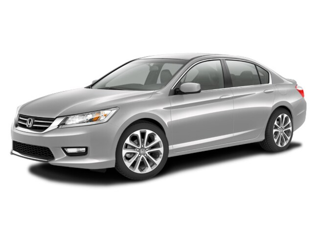 Certified Pre-Owned 2015 Honda Accord Sport Sedan Bakersfield