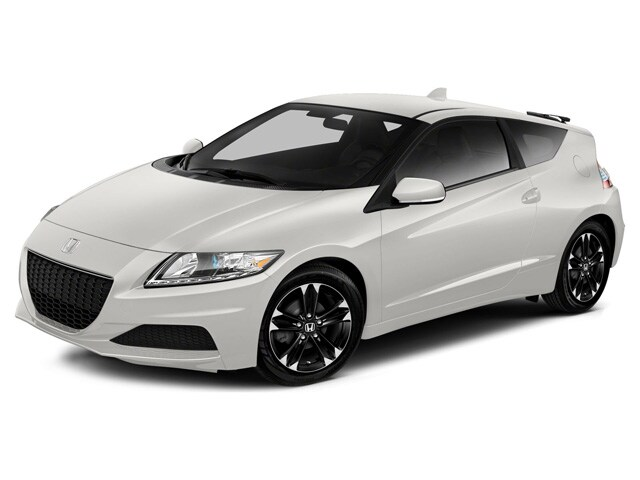 2015 Honda CR-Z Base Coupe