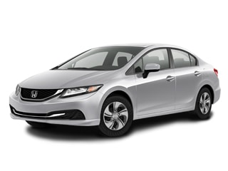 Honda Civic Dealer with Second Chance Credit near Memphis