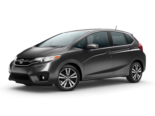 Certified Pre-Owned 2015 Honda Fit EX Hatchback for sale in the Boston MA area
