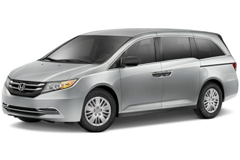 Honda Odyssey Dealer Near Detroit MI