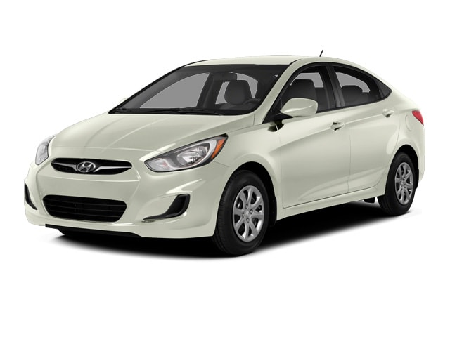 2015 Hyundai Accent GLS Sedan