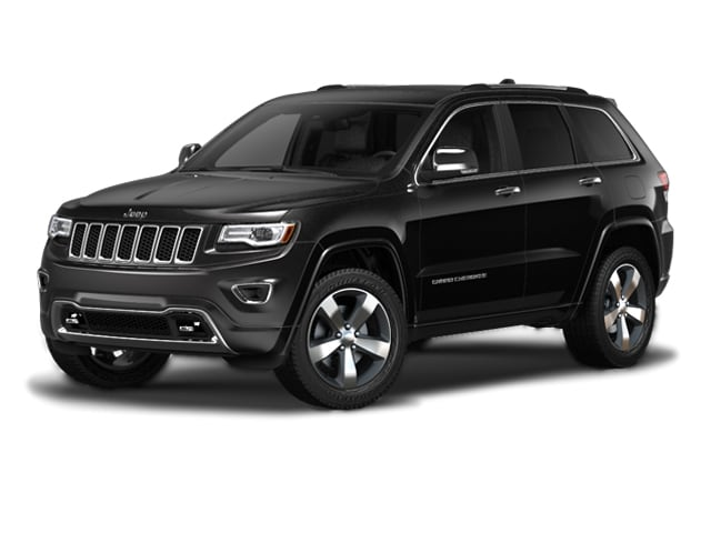 2015 Jeep Grand Cherokee Overland 4WD 4dr SUV