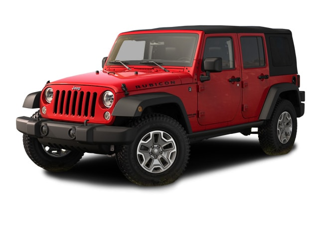 2015 Jeep Wrangler Unlimited Convertible