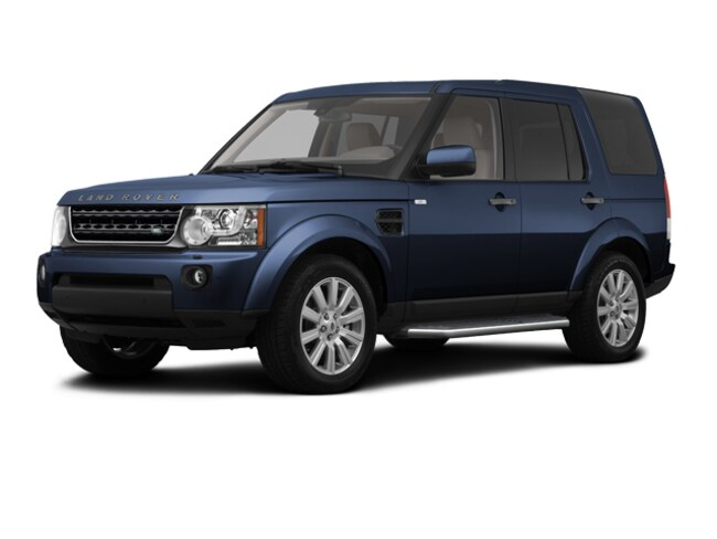 Certified Pre-Owned 2015 Land Rover LR4 LUX For Sale Dallas, Texas