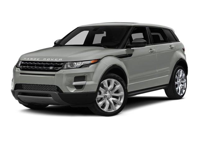 2015 Land Rover Range Rover Evoque Suv Houston