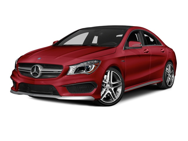 2015 Mercedes-Benz CLA45 AMG 4MATIC CLA45 AMG 4MATIC Coupe