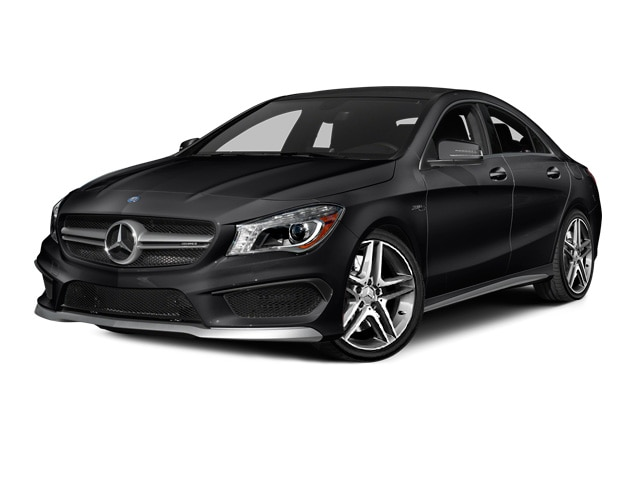 Used 2015 Mercedes-Benz CLA 45 AMG® 4matic(R) Sedan for sale in the Boston MA area