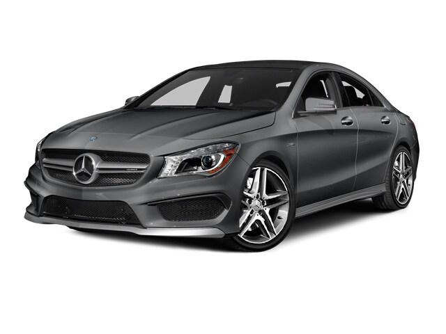 2015 mercedes benz cla45 amg 4matic coupe tulsa for Mercedes benz of tulsa
