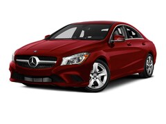 Certified Pre-Owned 2015 Mercedes-Benz CLA 250 Coupe for sale in Kenner, LA